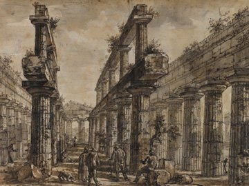 The Museum for Architectural Drawing opens its programme with  Piranesi s  Paestum  Master Drawings Uncovered  In presenting this singular collection  from  Exhibitions   Tchoban Foundation. Architectural Drawing Museum Berlin. Home Design Ideas